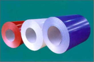 China OEM Corrosion Resist Prepainted Aluminium Coil 0.1mm-1.6mm Thickness supplier