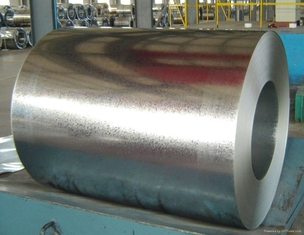 China Regular spangles hot dip Galvanized steel 0.12-3.0 mm for construction and machine supplier