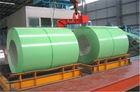 China CS-FS-SS SS40 PVDF Coating GI Steel Coil Prepainted For Corrugated Steel factory