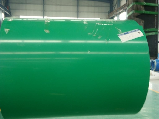 AISI Standard Polythene Color Coated Steel Coil Prepainted 20 Years Anti Fade