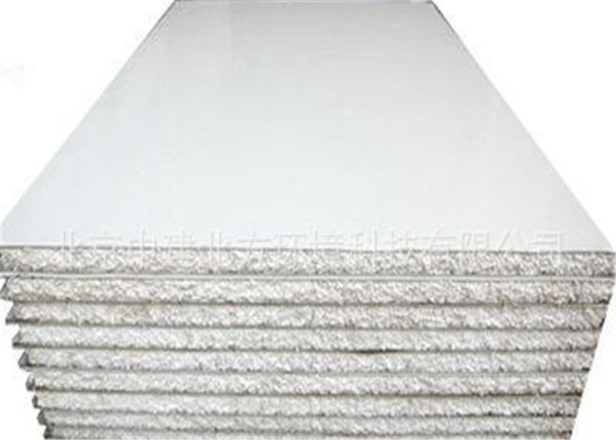 Cleaning Room Ceiling / Wall Composite Sandwich Panels EPS Sandwich Panel Coating
